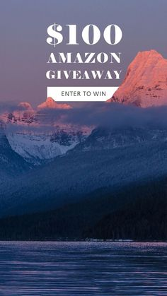 The Travel Women has teamed up with Amazon to give one of our readers a $100 Amazon Gift card! Click through to enter the competition, it will only take a couple of minutes.   The Travel Women #giveaway #beintowin #win #competition #amazon