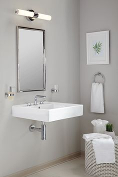 Groheu0027s Concetto XS Wideset Three Hole Faucet Offers Smooth Handling For  Effortless Precision. The