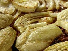 Roasted Fennel with Parmesan Recipe | Ina Garten | Food Network