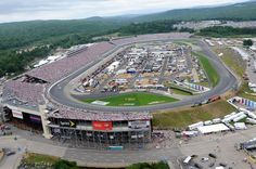New Hampshire Motor Speedway, Loudon NH - Seating Chart View