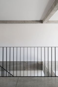 Balustrade for Cellar | #style #inspiration #lemmenstraatman