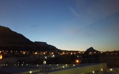 Table Mountain & Lion's Head from my hotel room windows last week ... I was just blessed with this experience