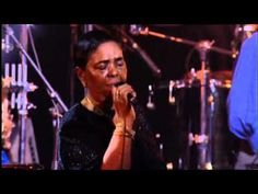 Cesaria Evora Live in Paris 2001 DVD Rip - YouTube. Don't have the right board for this one but need to pin it anyway.