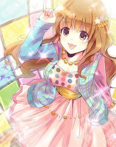 Moroboshi Kirari ^-^ THE iDOLM@STER: Cinderella Girls #anime