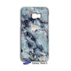 Dark Marble Samsung Galaxy Note 5 Case Wrap Around