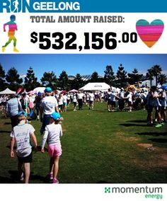 Congratulations to our team who took part in Run Geelong over the weekend and thanks to the weather for putting on a beautiful sunny day. As proud corporate partners, Momentum Energy are thrilled that over half a million dollars was raised for the Geelong Hospital's Special Care Nursery!