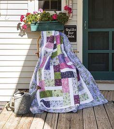 Bundle of 12 Quilt Pattern