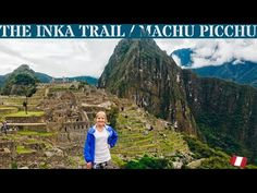 This video is the third of a few legs of my Americas trip. See Ren get tortured by the 4 day hike that is the Inca Trail in Peru. It's been a dream to walk to Machu Picchu as my Pop did a long time ago. It still feels dreamlike that I've been there as I was just so tired! Amazing journey, next time I'll do the adventure jungle way!!  The Vlog is about Ren's adventures and misadventures as she explores different places and horizons.  Music: Rather Be by Clean Bandit