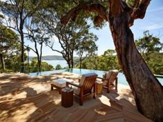Luxury holiday houses in NSW: Pretty Beach House, Palm Beach