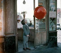 El globo rojo. Albert Lamorisse. 1956.
