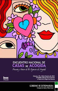 Campaña de sensibilización Instituto de la Mujer de Extremadura. #carteleria #poster #ilustracion #illustrator #illustration #graphicdesing