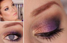Sultry Thursday Sleek Original Palette Make Up Looks Sleek Palette, Eye Palette, Makeup Tutorials, Makeup Ideas, Bh Cosmetics Supernova, Bh Cosmetics Palette, Gray Eyes, Creative Makeup, Eyeshadow Makeup
