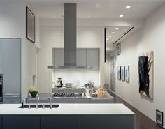 Jan De Cock's installed art Grey Cabinets, Jaba, Own Home, Mirror, Storage, Kitchens, House, Inspiration, Furniture