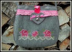 Trachten-Tasche_Umhängetasche_Handtasche_Dirndltasche - Mode für Damen &…