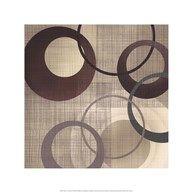 Hoops 'n' Loops  II  Fine Art Print