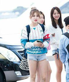 IOI-Somi Jeon Somi, Girl Crushes, Style, Fashion, Womens Fashion, Moda, Stylus, Fasion, Trendy Fashion