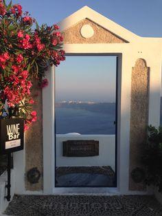 Heliotopolos Hotel, Imerovigli, Santorini, Greece