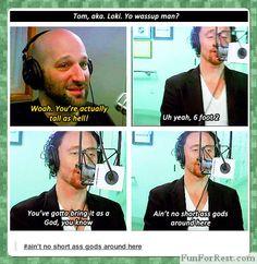 tom hiddleston funny - Google Search