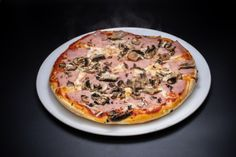 Pizzerie | Bella Italia Romania Bolognese, Hawaiian Pizza, Romania, Vegetable Pizza, Vegetables, Food, Vegetable Recipes, Eten, Veggie Food
