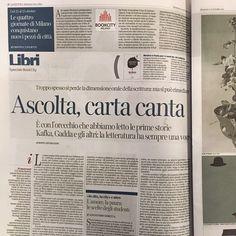 #StefanoGabbana Stefano Gabbana: #repost @la_lettura ❤️❤️❤️❤️❤️@corriere_it