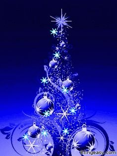 Stunning image - - from the clip art category animated Christmas Cards gifs & images! Christmas Tree Gif, Cat Christmas Cards, Christmas Card Pictures, Christmas Scenery, Blue Christmas, Christmas Pictures, Christmas Greetings, Beautiful Christmas, Winter Christmas
