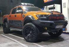Ford Ranger Wildtrak, Ford Ranger Raptor, Ford 4x4, T5, Raptors, Cool Trucks, Pickup Trucks, Offroad, Dream Cars