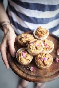 muffiny jaglane z kokosem