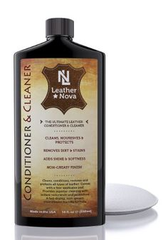 Sectional Sleeper Sofa Leather Conditioner u Cleaner For Furniture Cars Jackets Handbags Shoes
