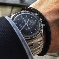 If I ever wanted to wear a chrono, speedmaster would be my reference point.