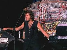 Keith Emerson Band performing - The Nice, ELP and solo stuff in Liverpool. Row A :)