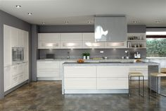 like the worktops but would have different coloured walls and floor