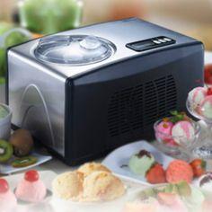 """"""". Noxxa Ice Cream Maker - RM1481.90 . Membuat aiskrim yogurt sejuk beku syerbet dan serbat. . Penerangan Membuat aiskrim yogurt sejuk beku syerbet dan serbat . Automatik penuh dengan pemampat terbina dalam . Tidak perlu disejukbekukan terlebih dahulu . Dimensi - 40.2 (W) x 24.5 (H) x 28.1 (D) cm . Berat - 12.2 kg . Warranti: Waranti satu (1) tahun terhadap kerosakan pengilangan. Peralatan ini untuk KEGUNAAN DI RUMAH sahaja . Whatsapp/Sms untuk pembelian dan keterangan lanjut """"Your Trusted…"""