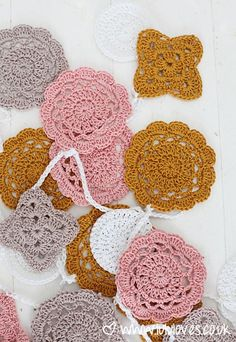 Lululoves Crochet Bunting                                                                                                                                                      More