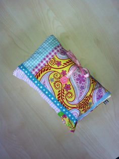 Wickeltäschchen - enthält Windeln u Feuchttücher