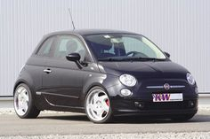 KW Automotive Fiat 500 Coupe 2007 PictureCheck out our selection of #Affordable & #Aggressively #Styled #BodyKits at http://www.rvinyl.com/Body-Kits.html