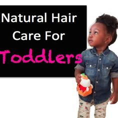 3 Tips to Help Your Manage Your Little One's Natural Hair | My Natural Black Hair