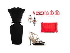 A ESCOLHA DO DIA  VISITE:  http://www.pinkvigarista.com.br/