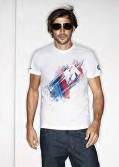 BMW Men's Motorsport Tee #mens #clothing #style