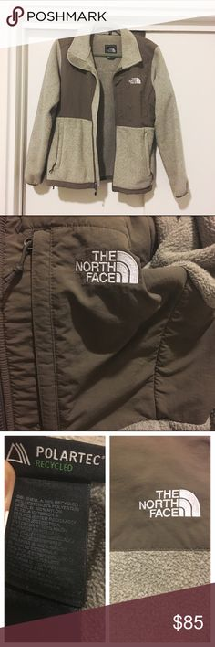 North Face Denali Zip up Great condition Denali jacket by North Face. Size M.  Very gently worn. North Face Jackets & Coats