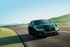 Jaguar collaborates with Japanese tennis star Kei Nishikori to launch limited edition XF model