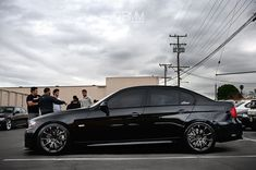 Form with Function | e90 Advan RS + Remus Race - BMW 3-Series (E90 E92) Forum