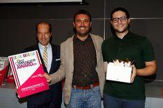 Immagini del premio architettura Best Communicator Award 2013 - Scandola Marmi