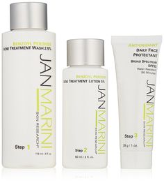 Jan Marini Skin Research Teen Clean 5% -- This is an Amazon Affiliate link. Details can be found by clicking on the image.