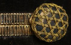 Waistcoat  Date: ca. 1742 Culture: British Medium: silk, metal