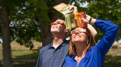 The Great American Eclipse - When And Where To View - Farmers' Almanac