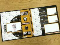 www.scrapbookstation.com Best source online for scrapbook layout kits! Laserline Penguins Hockey - Detailed item view - Scrapbook Super Station -- Boutique