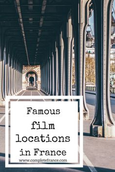 From little villages in the South-West to the bright lights of Paris, many films were shot in France for its picturesque scenery and unique atmosphere. Did you recognize any of these locations? France 1, Filming Locations, Celiac, France Travel, Volcano, Skiing, Scenery, Films, Gluten
