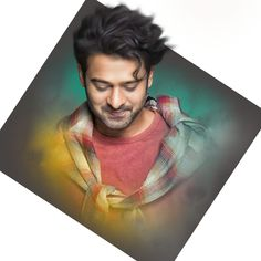 Prabhas Actor, Download Adobe Photoshop, Prabhas Pics, I Miss You Quotes, Actors Images, Krishna, Pencil Drawings, Actresses, Portrait