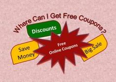 Grab Great Deals with Free Coupons