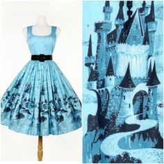 """""""Don't be Blue Princess.......""""  Our Aurora in Blue arrived and is perfect for the Disney lover in you! XS - XL Made in the USA at Endless Indulgence Retro Wear   #aurora #pinupgirlclothing #blue #disneylover #disneyland #disneybound #historic25thstreet #ogden #shophistoric25thstreet #pinupstyle #retrofashion #classicstyle #summerfashion #endlessindulgenceretrowear"""